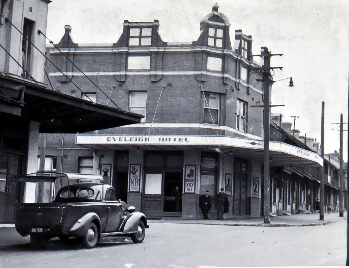 Eveleigh Hotel, Redfern