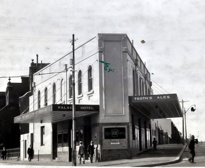 Palace Hotel Darlinghurst 1931 B ANU