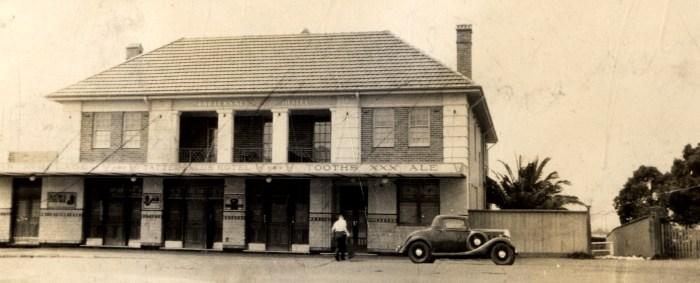 Tattersalls Hotel Wollongong 1935 ANU
