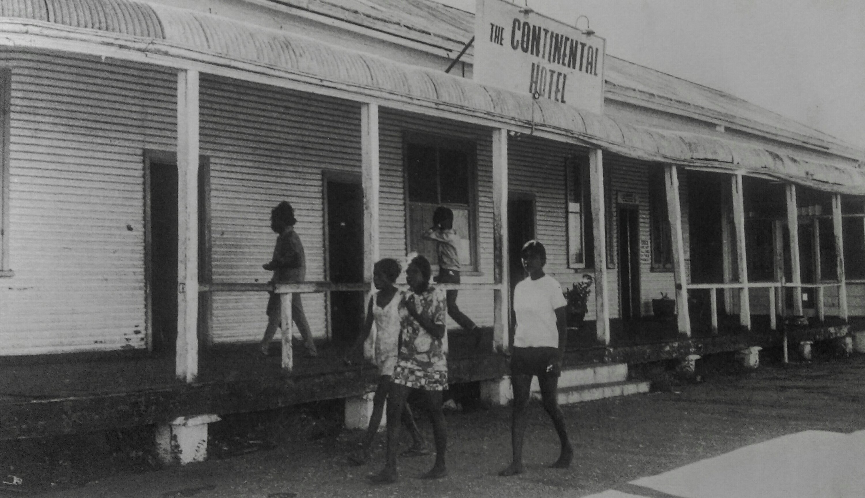 Continental Hotel, Broome