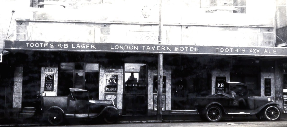 London Tavern, Redfern