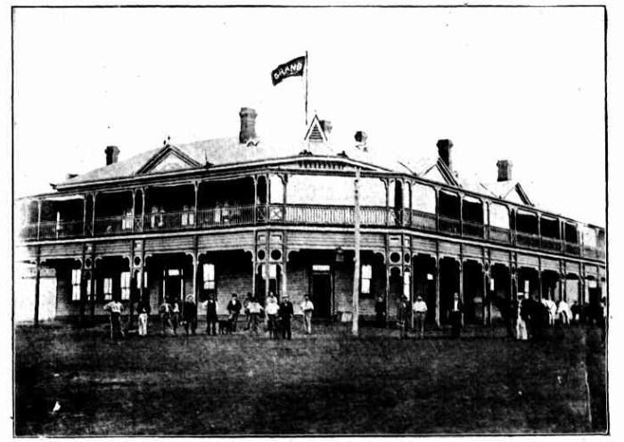 grand hotel coolgradie western australia 1897