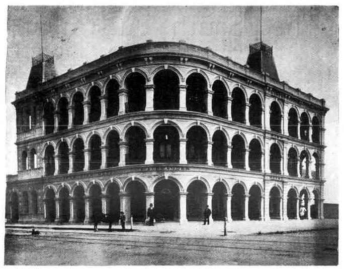 largs pier hotel sa 1899