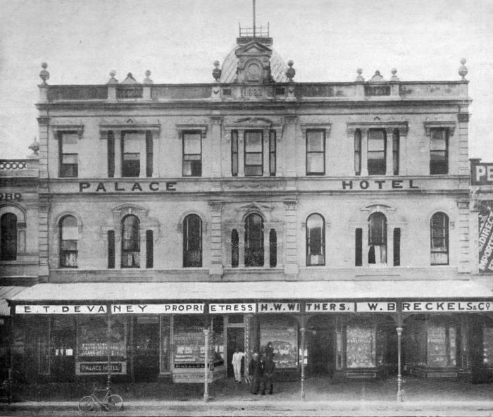 palace hotel rockhampton 1