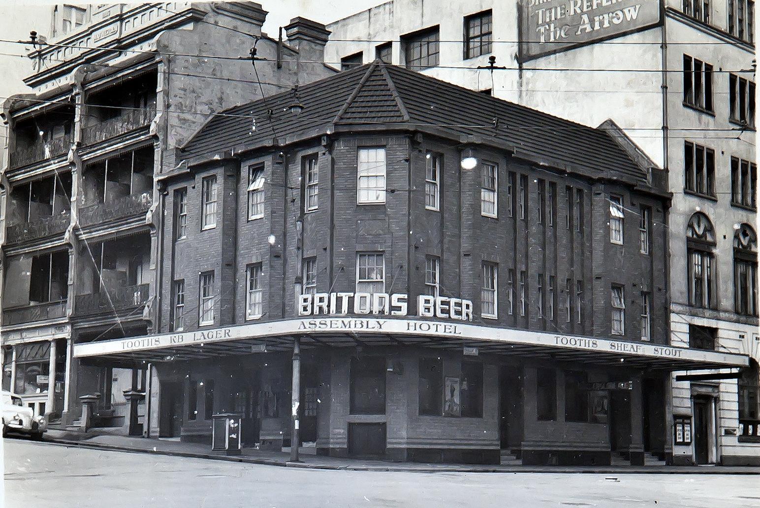 Assembly Hotel, Sydney