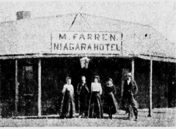 Niagara Hotel, Niagara WA