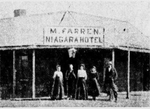 Niagara Hotel Niagara WA 1902