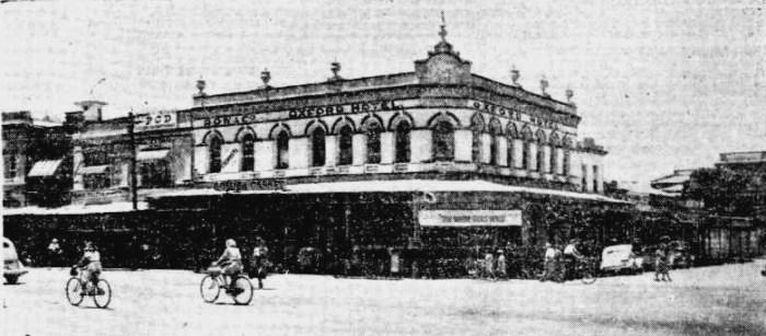 Oxford Hotel Rockhampton 1949 Morning Bulletin Thursday 17 March 1949
