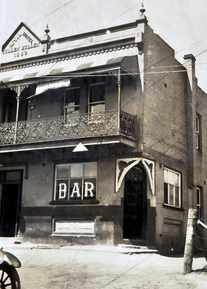 Royal Hotel Cullen Bullen 1925 anu