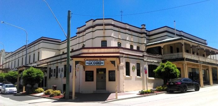 coronation hotel 1 portland