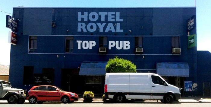 royal hotel 2 wallerawang