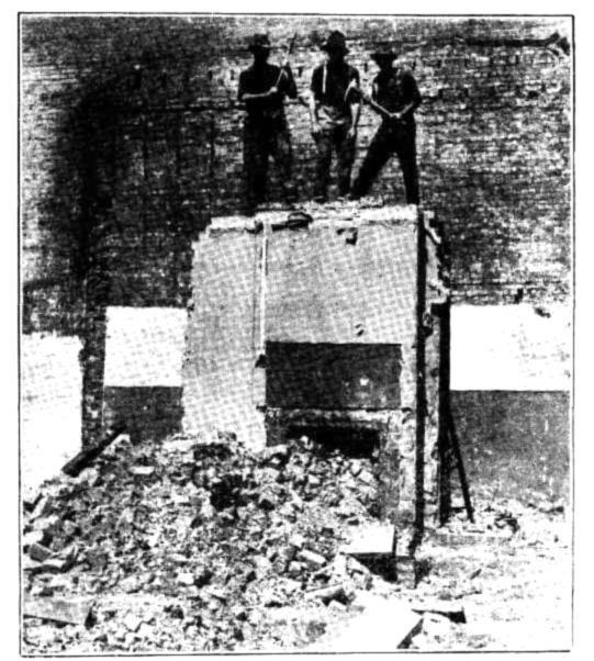 Apollo Inn Melbourne demolish 1927