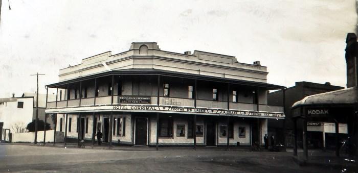 Corrimal Hotel Corrimal 1936 anu