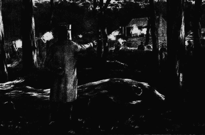 ned kelly shooting 1880