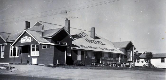 Bodalla Arms Hotel January 1970 anu