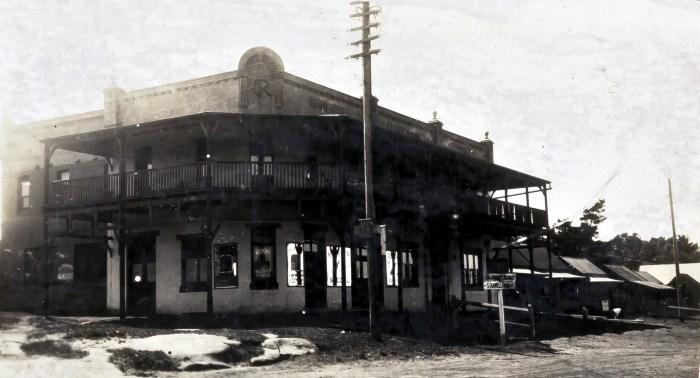 Centennial Hotel Helensburgh 1930 anu