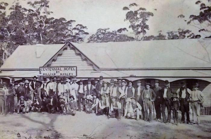 HB Centennial Hotel 1888 RAHS