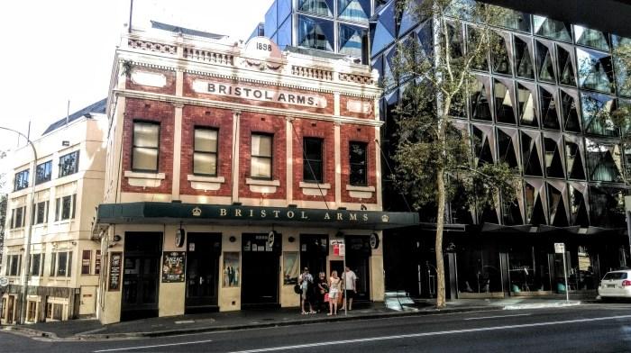 bristol arms hotel sussex street sydney 2018 TG 2