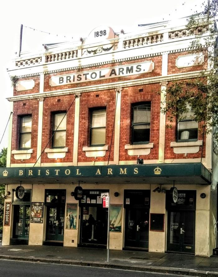 bristol arms hotel sussex street sydney 2018 TG 3