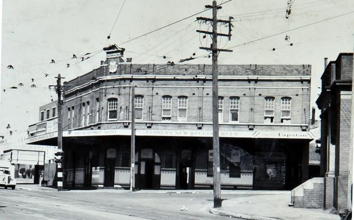 Abercrombie Hotel Redfern 1949 ANU