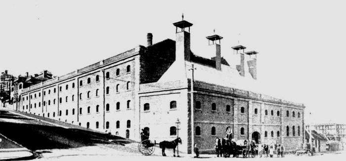 Adams Tasmanian Brewery 1904