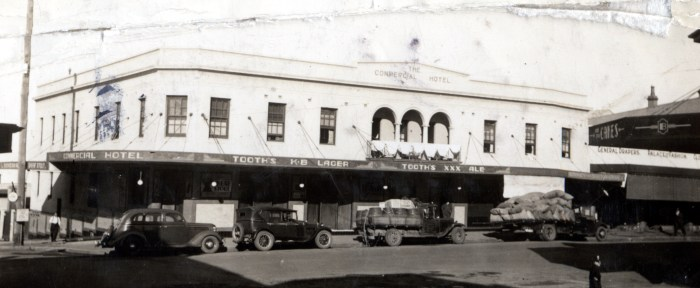 Commercial Hotel Wollongong 1937 ANU