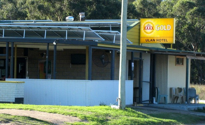Post Office Hotel Ulan NSW 2019 TG 2