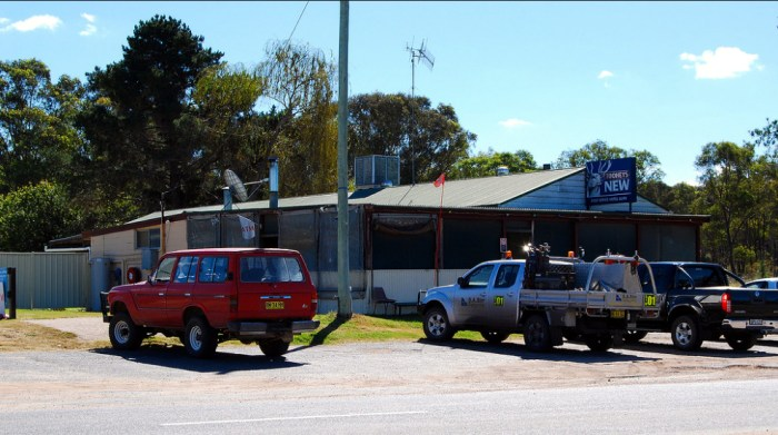 Post Office Hotel Ulan NSW Flickr