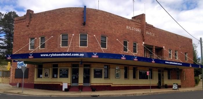 Rylstone Hotel Rysltone NSW TG 1