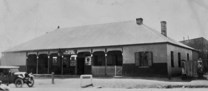 Rylstone Tavern Rylstone NSW 1924 ANU