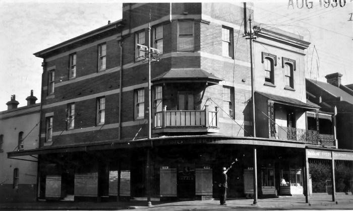 Camelia Grove Hotel Alexandria 1930