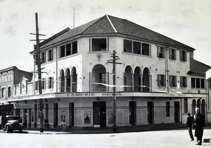 Campsie Hotel 1949 ANU