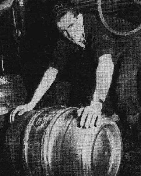 Eric Rooney Tooheys Brewery Sydney 1951