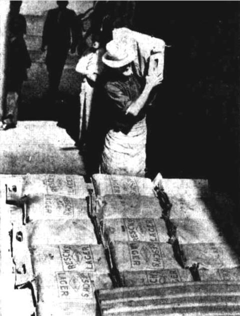 reschs beer unloaded 1937