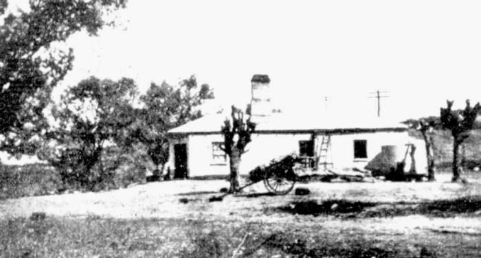 Overland Corner Hotel SA 1923