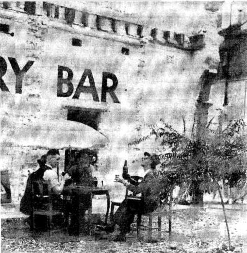 old albury hotel oxford street paddington 1940