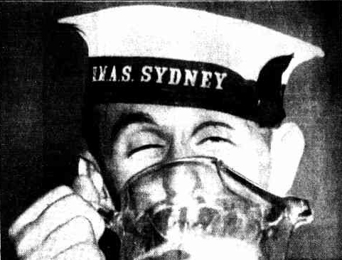 Long drink ends sailor's long thirst