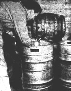 tasmanian beer drums