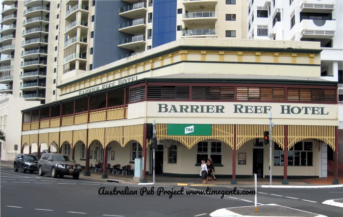 barrier reef hotel cairns qld TG w (1)
