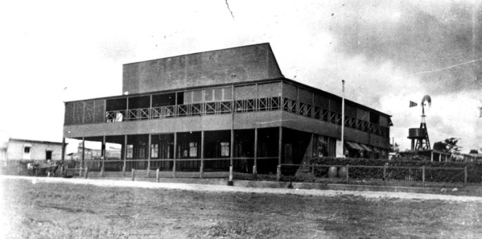 Atherton Hotel State LIbrary of Qld