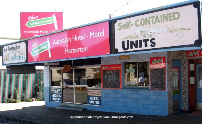 Australian Hotel Herberton Qld 1 TG W