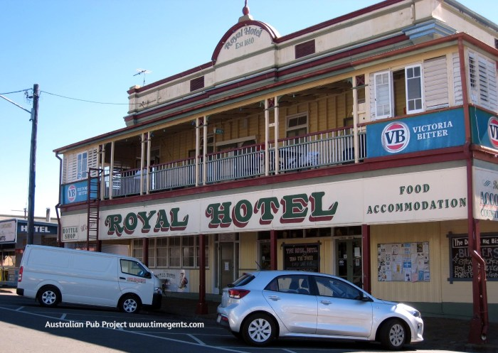 Royal Hotel Herberton Qld 1 TG W (1)