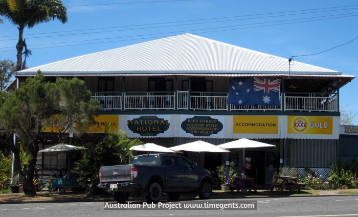 national hotel mount molloy qld 1 TG W
