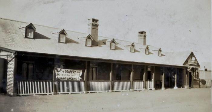 Bemboka Hotel Bemboka 1926 anu
