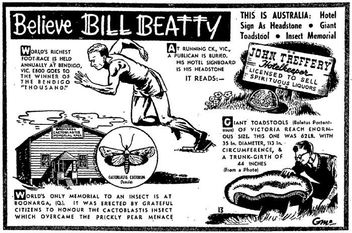 Bill Beatty 1949