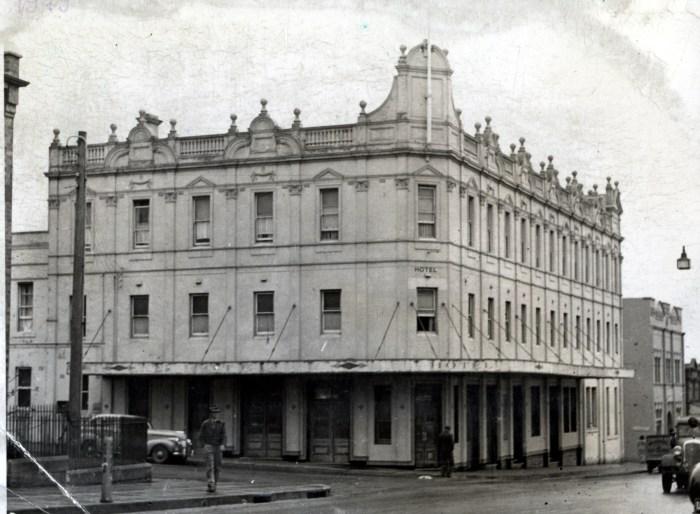 Wollongong Hotel Wollongong 1954 ANU