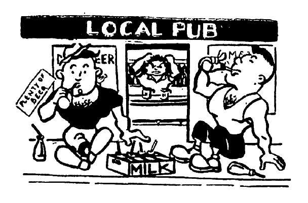 broken hill milk pub 1948 copy