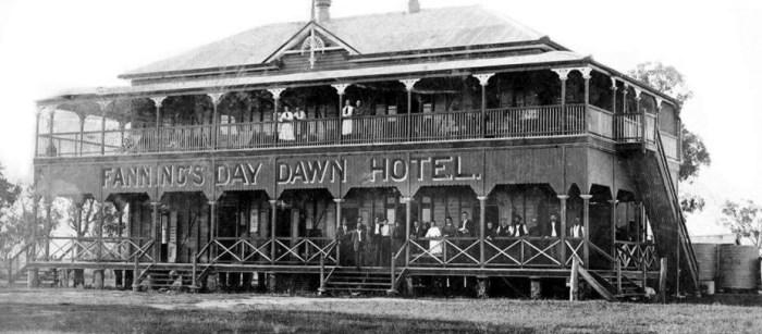 Day Dawn Hotel
