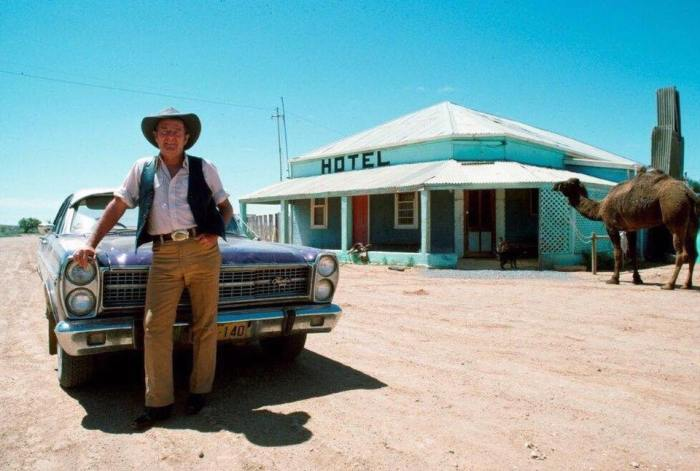 Yanco Glen Hotel Slim Dusty
