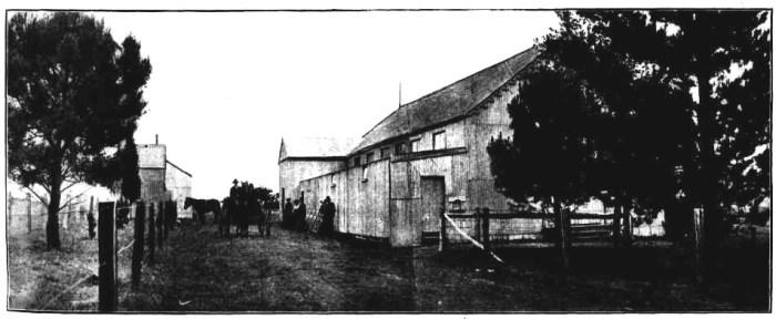 Dapto Agricultural Society Hall Sydney Mail 1906